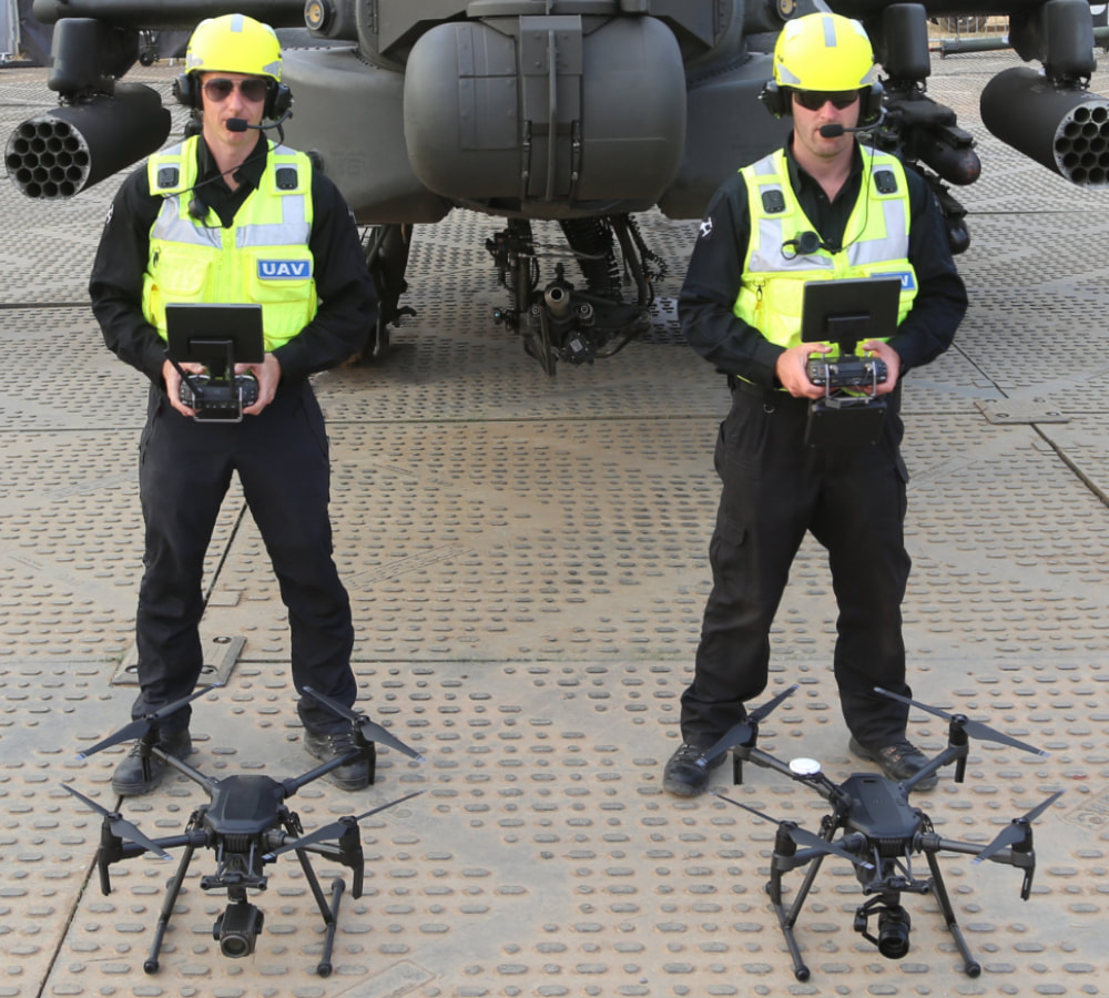 Drone Security Services